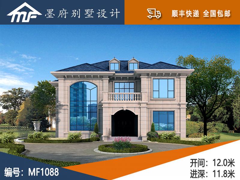 title='11.1X14.7二层新农村自建房 编号:EC0002'